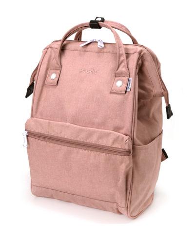 กระเป๋าเป้ anello lotte พร้อมส่ง สี navy (กรมท่า)